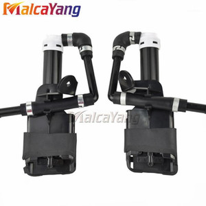 Left & Right Headlight Washer Nozzle GS1F-51-82YA for 6 M6 2007 2008 2009 2010 Headlamp Water Spray Nozzle Washer Actuator1