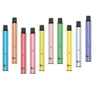 Authentic Flavbar V2 POD monouso POD VAPE Dispositivo 1000 sbuffi 650mAh 3ml Cartucce pre-riempite Avviatore Kit di avviamento E-sigarette