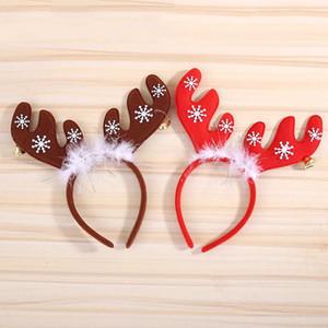 Christmas Decorations Kids Xmas Headband Merry Christmas Garland 2021 New Year Decoration 2020 Christmas Party Favors Natal bbyVmY soif