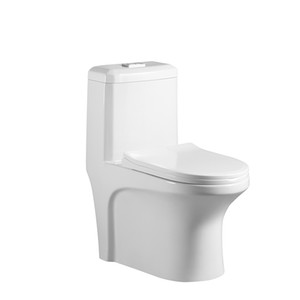Ceramic super whirlpool type water saving quiet toilet seat toilet 200 300 400 pit distance discharge, model no. : 3025.