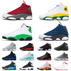 Retro 13 13s Jumpman originale Femmes Hommes Chaussures de basket-ball 2020 Flint Lakers Starfish île Altitude 13 Baskets homme