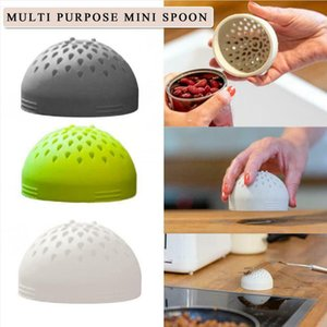 Micro Silikon Seiher Multi Seiher Multi Kleine Dosen Filter Trichter für Küche Wohnaccessoires LJJP606