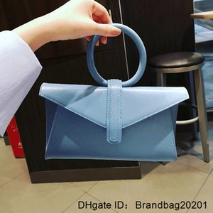 Yuko Summer Charm2020 Quiet Ring Candy Color Handbag Single Shoulder Messenger Genuine Leather Small Pocket Believe Occlusive Wrap 1