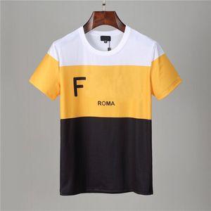 2020 Yeni Moda erkek Kısa Kollu T-Shirt Logo Grafik Baskı Öğrenci Rahat T-shirt Yüksek Kalite erkek Üst R0900