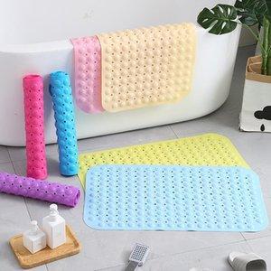 Tappetino da bagno Anti Slip Slip Stuoia doccia con polline Massaggio Particelle di massaggio Piede Padello inodore Safe pavimento Non-tossico Tappeto da bagno tappeto