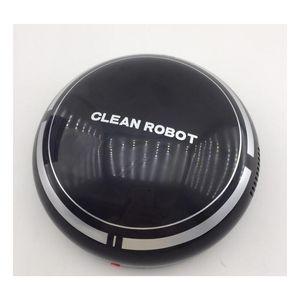 Fashion Mini Cartoon Rechargeable Smart Sweeping Robot Slim Sweep Suction Machine Small Mini Vacuum C jllmZL bdebag