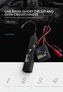 EM415PRO Automotive Cable Wire Tracker Short & Open Circuit Finder Tester Car Vehicle Repair Detector Tracer 6-42V DC