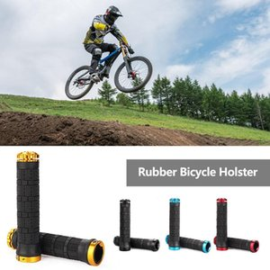 Bicycle accessories bicycle guitar handle ergonomic handle rubber handle guidon VTT 22mm