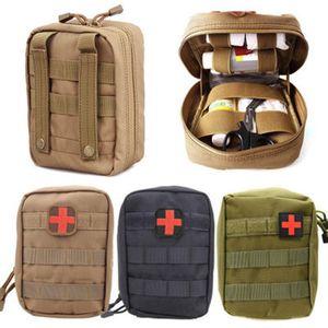 Gezi Tıbbi Cihazlar Ordusu Medic için Taşınabilir Travma Bize Askeri Taktik İlk Yardım Seti Açık