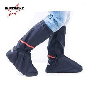 Couverture de chaussure moto imperméable réfléchissant motocross motocross bottes de coussine de protection vélo de protection équitation course cyclisme moto moto moto moto moto moteur1