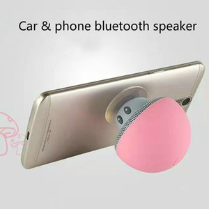 car bathroom Mini Bluetooth Speaker Waterproof wall glass stickable sepaker Subwoofer Hands Free speaker For Phone Android IOS