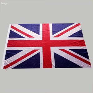 90x150cm British Flag UK United Kingdom Flags Polyester England Scotland Wales Great Britain Union Jack National Flags Banners DBC BH4590