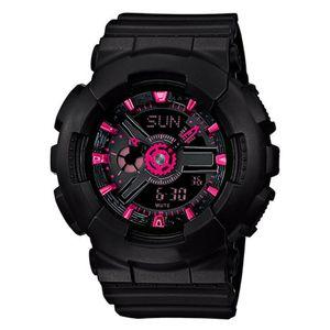 Новые цифровые светодиодные дамы кварцевые спортивные часы рекурент резиновые военные военные кварцевые часы водонепроницаемые наручные аксессуары и все функциональные коробки
