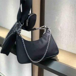 클래식 어깨 가방 여성 가슴 가방 숙녀 핸드백 체인 핸드백 Pestboopia 지갑 메신저 가방 핸드백 캔버스 도매