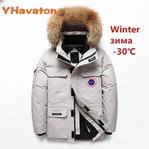 Yhavaton 2020 down piumino coppia coppia utensili tuta da uomo donne giacca addensata all'aperto inverno cappotti casual uomo giacche1