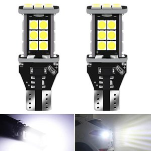 2x W16W T15 LED Canbus Error Free LED Bulb Car Reverse Light for I30 Ix35 I20 Solaris Creta Santa fe Tucson 2020 2020