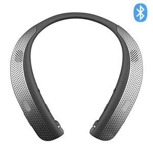 Bluetooth Headphones Lightweight Stereo Neckband Wireless Headset With speaker for Sports Exercise