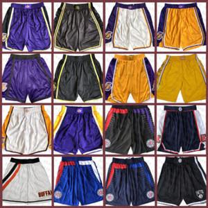 LosAngelesLAClipper Los AngelesLakersMemphisGrizzliesNew BostonCelticsBolso Basketball Shorts