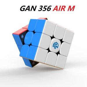 Gan 356 Air M Magnetic 3x3x3 Magic Cube Gan356 Air M Speed Puzzle 큐브 Gan Cube 3x3x3 Cubo Magico Toys 201226
