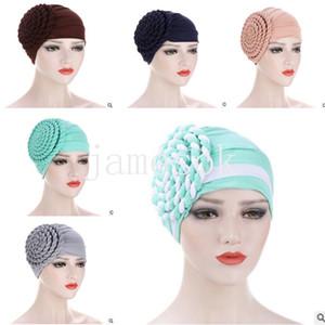 Neues Design Muslim Hijab Kurzer Hijab für Frauen Geschenk Islamische Tube Innenkappe Islamische Hijab Indische Stirnbandkappe Haarschmuck DB118