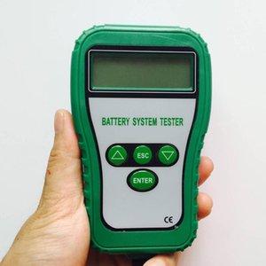 Батарея автомобиля 12V Systemtester Ba101 100 -1700cca Battery Monitor диагностический инструмент цифрового анализатора Automotive System Tester