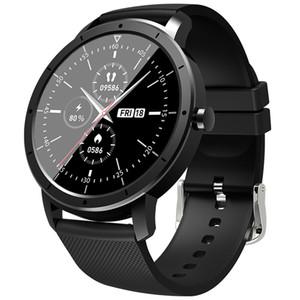 2021 HW21 Smart Watchs Мужчины Женщины IP68 Водонепроницаемый Bluetooth Monitor Monitor Fitness Сердечника Трекер SmartWatch PK W46 IWO