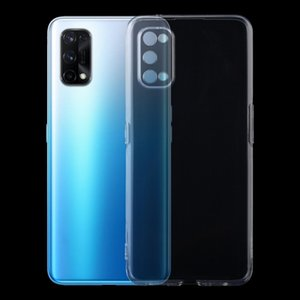 NEW NEW For OPPO Realme X7 075mm Ultra-thin Transparent TPU Soft Protective Case