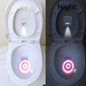 Toilet Projector Light Motion-activated Sensor for 4 Different Themes Children Toilet Training YH-17 LJ201110
