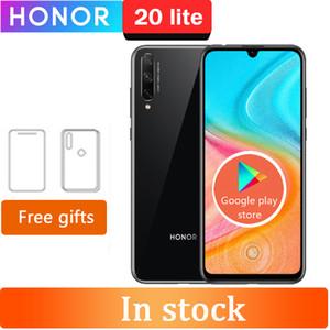 Original Honor 20 Lite Smart Mobile Phone 6.3 inch Octa Core KIRIN 710F Quick Charge 4000mAh Batter Cellphone