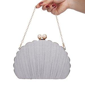Women Evening Designers Handbag 2020 Bags Clutch Classy Cloud Purse Wedding Shape Bag Vintage Crystal Paillette Party For Party Luxurys Hppw
