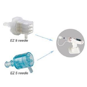 Картридж мезо пистолет иглы отрицательные иглы подсказки давления мезотерапия инжектор EZ для вакуума EZ MESO пистолет 5 Pins 9 Pins
