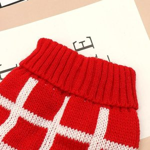 Pet Dog Winter Warm Jumper Sweater Dog Puppy Clothes For Small Medium Dogs Cats Chihuahua Ropa Para Per bbyjxH