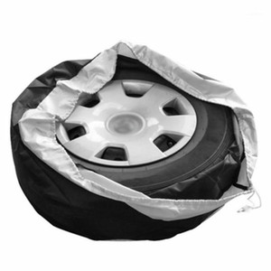 1PC Tire Case Tire Protection Cover Waterproof Car Spare Cover UV-proof Wheel Protective Storage Bags1