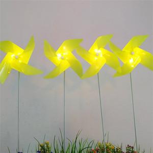 Paisagem moinho de vento lâmpada mulit cores led reed festa de luz impermeável lanternas para exterior plaza parque jardim 9jy e1