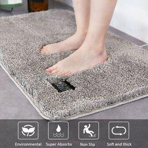 Indoor Super Absorbs Doormat Lat Non Slip Door Mat for Small Front Door Inside Floor Dirt Trapper Entrance Rug Dropshipping T200415