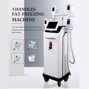 Hot sale cool therapy machine body slimming skin tighten cryotherapy system face lifting fat freezing cryolipolysis beauty equipment