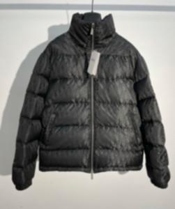 20SS Paris Top Versão Mens Winter White Ganso Down Jackets Mais Novos Mais Novos Popular Mens Lettering Imprimir Outwear