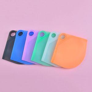 Silicone Universal 6 couleurs Case temporaire Masque de stockage de matériau de qualité alimentaire DHB99 Y0MI #