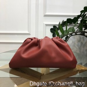 2020 Designer Handbags Cloud Shape Magnet Ladies Evening Bags Clutch Women Pouch Genuine Leather Handmade Girls Handbag Crossbody Totes