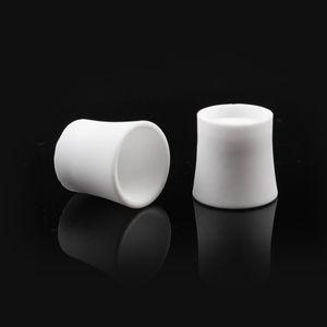 Nueva cerámica SIC inserte SOC DAB Reemplazo de tazón para SOC Peak Enail Insert Glass Water Bongs Dab Rigs