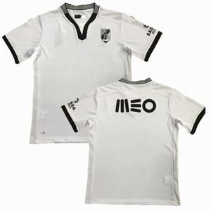 2020 2021 فيتوريا لكرة القدم الفانيلة فيتوريا Guimaraes Qureesma Edwaros Home Away 20 21 Football Shirt