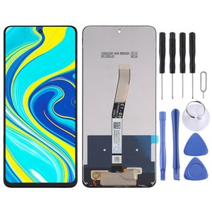 LCD Screen and Digitizer Full Assembly for Xiaomi Redmi Note 9S   Redmi Note 9 Pro
