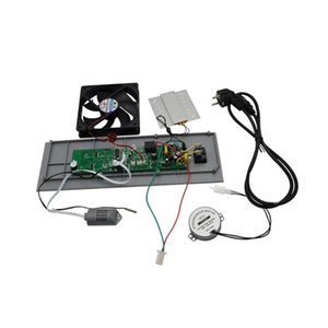 HTMC-5 Egg Incubator Controller Set DIY Mini Incubator controlador de temperatura constante de incubação dos ovos Caixa Acessórios