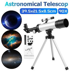 Telescopio HD Zoom أحادي مع ترايبود مساحة الانكسار الفلكية تلسكوب سفر اكتشاف نطاق للخارجية LJ201120