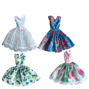Barbie Costume Bambini Dress Up Doll Fashion Doll Doll da sposa Vestito da sera Vary Suits Regali per bambine
