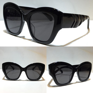 0808 New Fashion Sunglasses Women cat eye frame Goggles women popular style Top Quality UV 400 Protection high quality with case 0808S