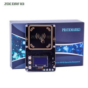 Ultimate-Version proxmark3 Anzug Meister proxmark Master-RFID-Leser-Schreiber für rfid nfc Karte Kopierer Klon Riss 125KHZ-13.56MHZ entwickeln