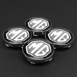 4pc 56mm 60mm MG Wheel Center Hub Caps Car Emblem Badge Logo Wheel Center Cap For MG 3 5 6 7 MORRIS GS GT MG350 MG3SW ZS GARAGES