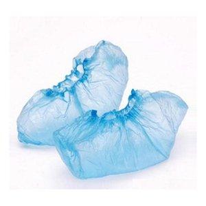 Livraison gratuite Couvertures de chaussures jetables de 100 pcs / Protégez vos tapis et planchers QYLNFE PPSHOP01