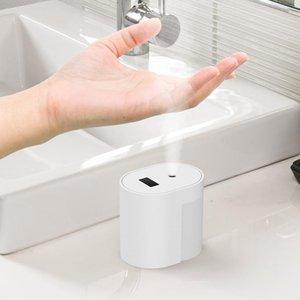 El alcohol automática sin contacto dispensador para la desinfección de las manos Alcohol spray sensor IR Máquina Dispensador 100ml Mini portátil pulverizador Inicio
